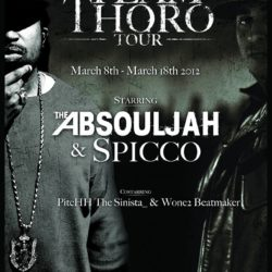 The Absouljah & Spicco 11.07.2012