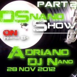 """"""" DS Nano Show – Radio Calade – 28.11. 2012 """""""