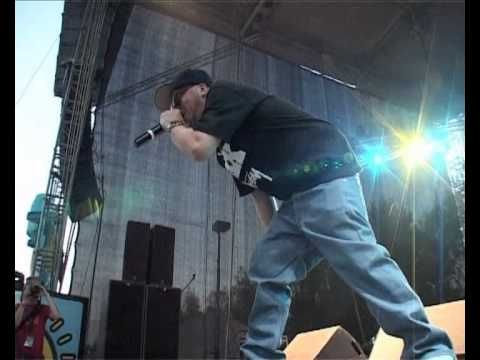 SABAC RED live at Hip Hop Kemp 2010
