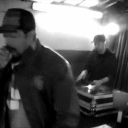 AFU_RA & Dj Négatif  / Soundcheck & Live show