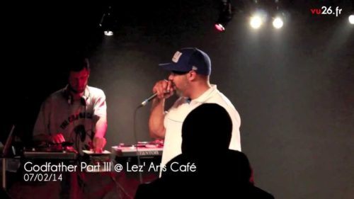 The Infamous Godfather Pt. III w/ Nick U.D.G.S ( Valence – 07/02/2014 )