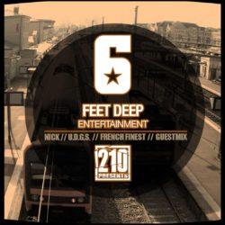 Nick U.D.G.S. ( Mix 100% Rap Cfran / French Finest Jointz )