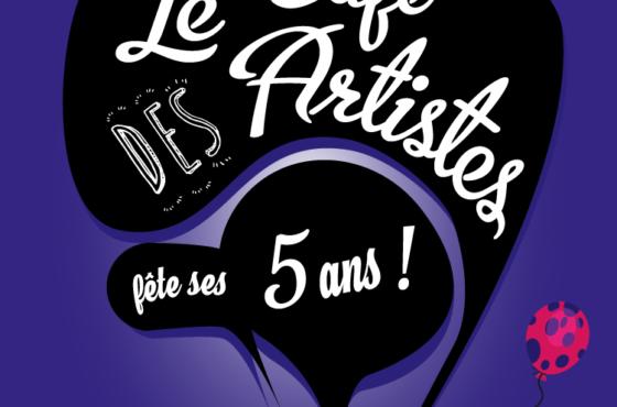 Invité le 29.11.2011 // Café Des Artistes // Radio Méga 99.2fm