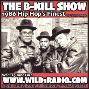 1986 Hip Hop's Finest by Nick Udg$ ( Promo Radio Mix Version )