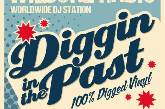 """Special Guest 2016 in """" Diggin In The Past """" on Wild1 Radio"""