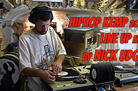 Hip Hop Kemp 2016 Line Up Mix By Nick Udg$