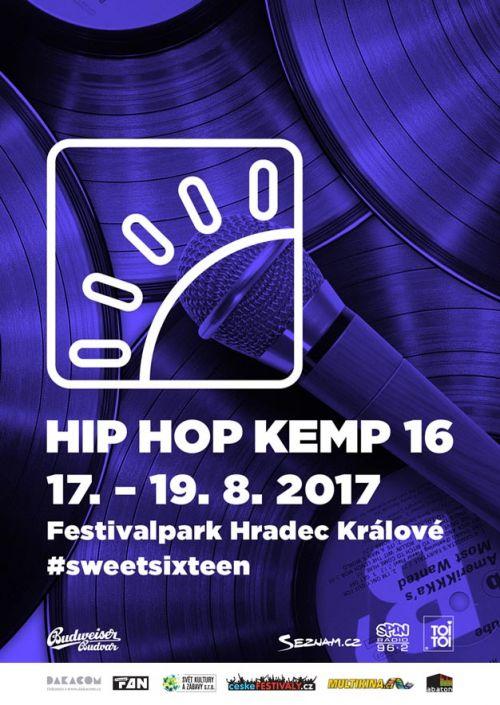 Hip Hop Kemp 2017 ( 16th Edition )