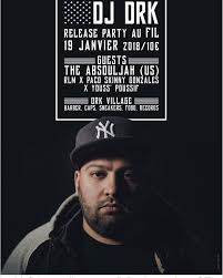 Dj DRK Release Party w/ The AbSouLJah