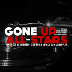 Gone Up All-Stars Winter 2018
