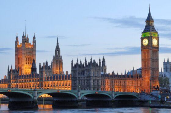 Le Disquaire à Londres !