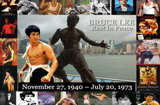 45ème Anniversaire De La Mort de Bruce Lee