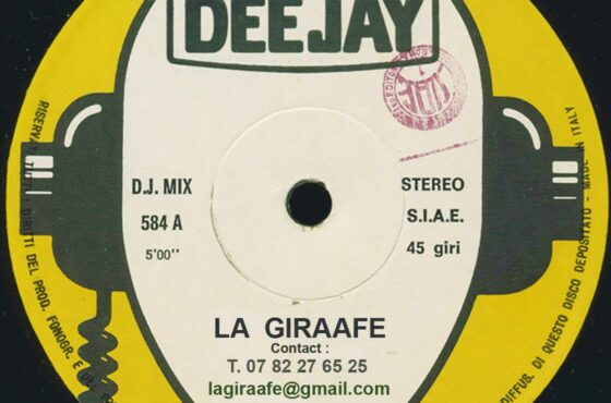 UDGS Guests w/ La Giraafe