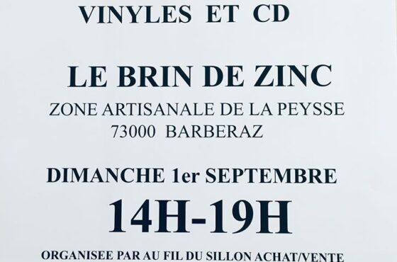 Bourse Aux Disques Vinyles et CD