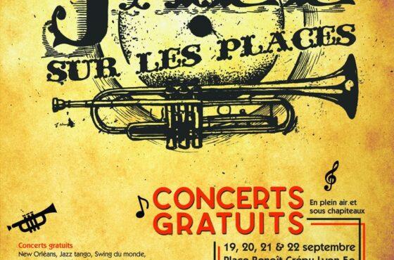 Jazz Sur Les Places 2019