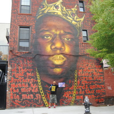 Biggie Wall