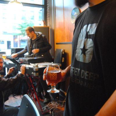 Bier Wax 6 eet Deep trio