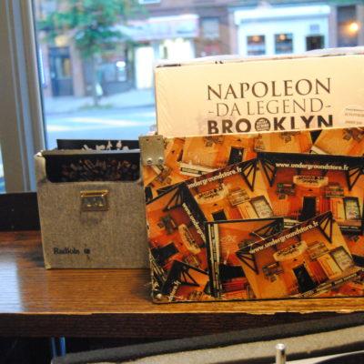 Napoleon Da Legend BK Radiola style