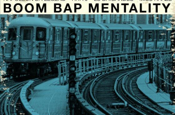 LP MOAR Boom Bap Mentality (LCDD 6ème / 19.06.2020)